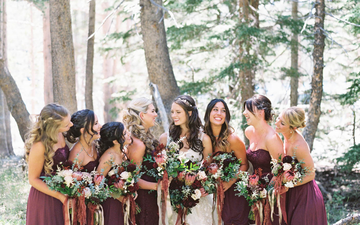 Travis and Lauren's Ethereal Mammoth Lakes Wedding
