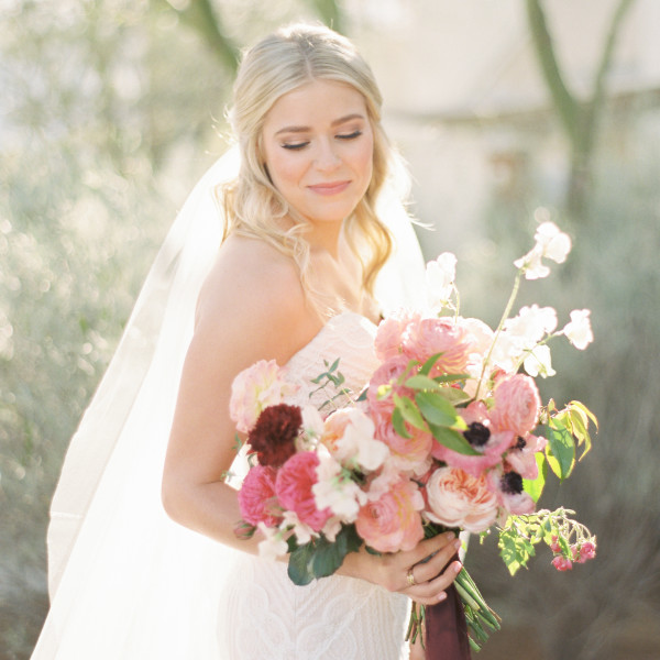 John and Whitney's Ace Hotel Wedding in Palm Spring